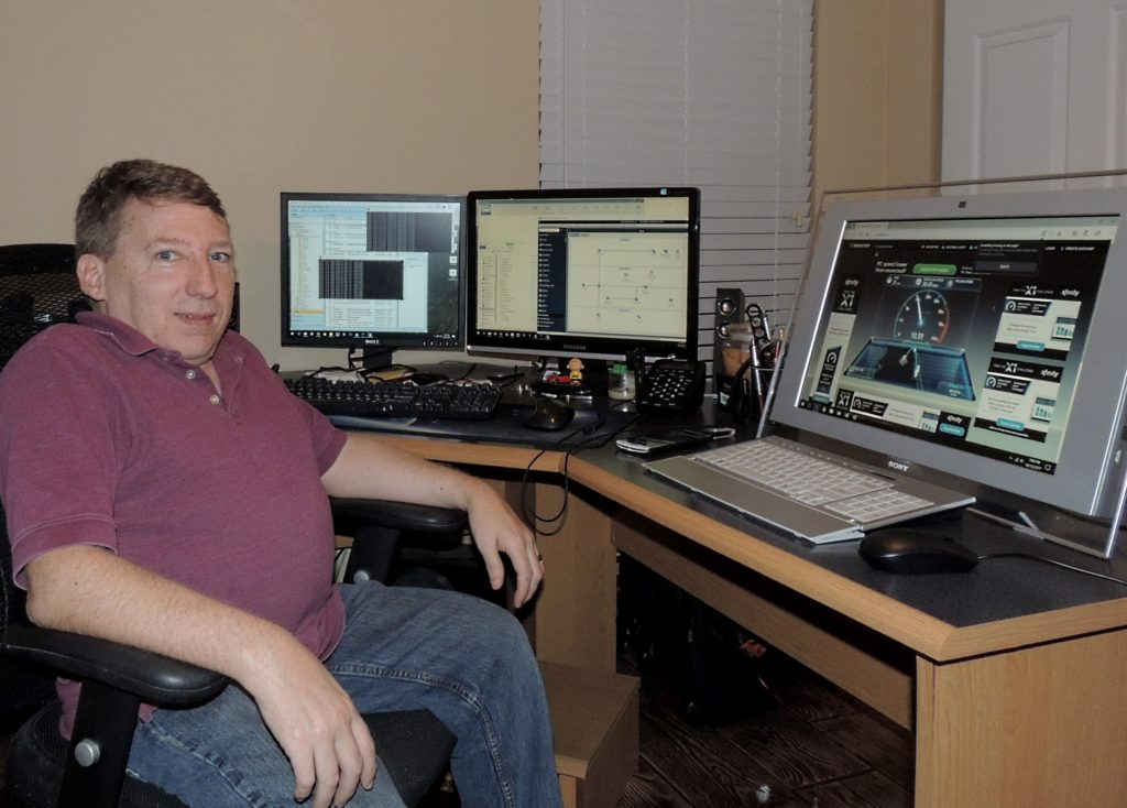 David Doidge Computer and Network Expert